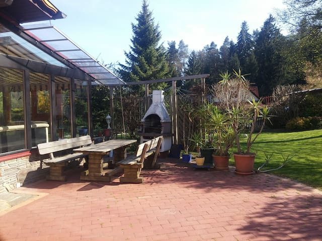 Quiet and Relaxed House with big garden near Graz - Badegg - Dům pro hosty