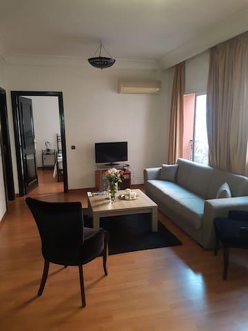 Modern flat in the heart of Marrakech, Gueliz - Marrakech