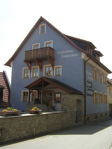 Urlaub an der Mainschleife - Eisenheim - Selveierleilighet