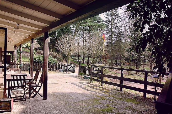 Reiten, Wandern, Relaxen in der Lüneburger Heide - Egestorf - Hus