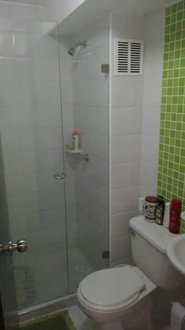 Habitación con baño privado - Piedecuesta - Leilighet