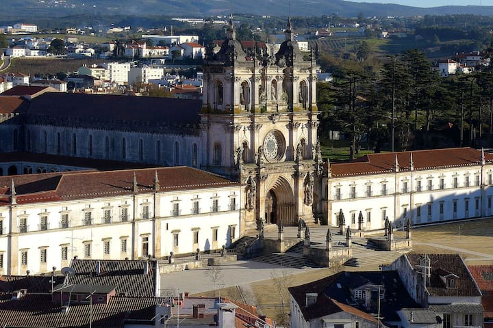 Between Nazaré and São Martinho do Porto, Alcobaça - Alcobaça - Wohnung