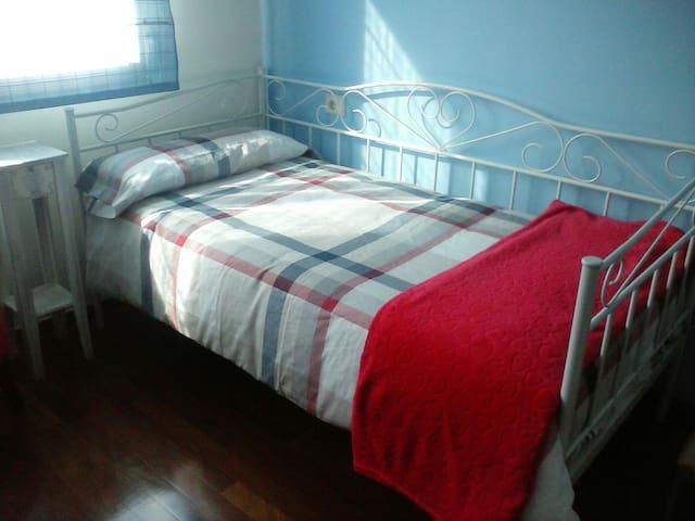 Soleada y acogedora.Nice sunny home - Monforte de Lemos - Appartement
