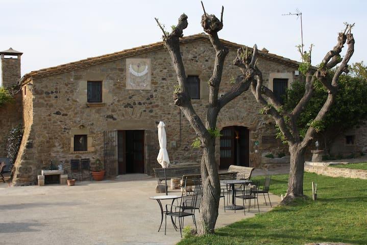 Spectacular renovated Farmhouse - La Pera - Villa