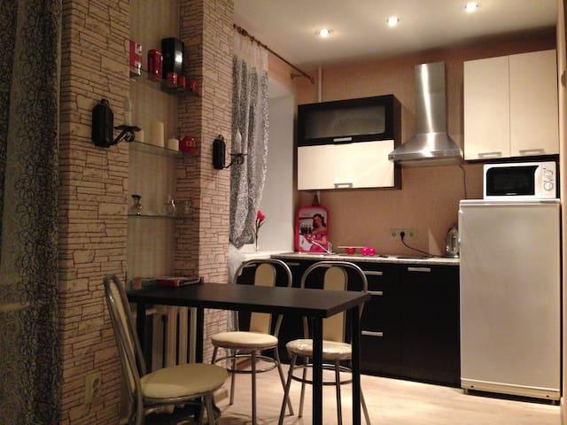 апартаменты Виктория - Navapolack - Lägenhet