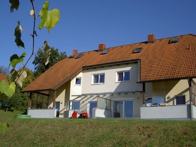 FERIENHAUS AM SCHLOSSHANG Haus A - Hohenbrugg an der Raab