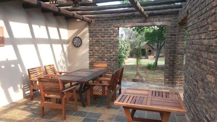 Ma-Ria's Farmhouse - West Rand