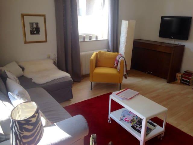 Gemütliche Wohnung im Herzen Münsters - Münster - Apartamento