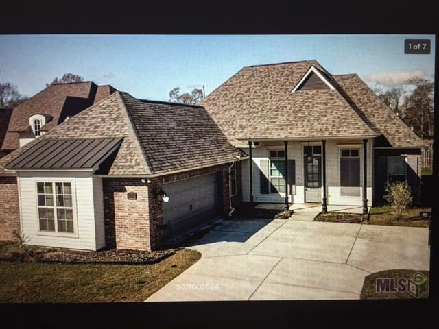 Custom Built Home in Baton Rouge - Zachary - Ev