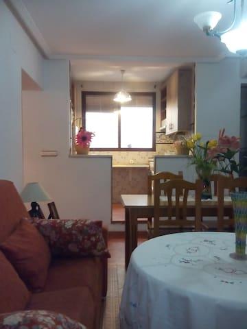 Apartamento coqueto en centro histórico de Úbeda - Úbeda