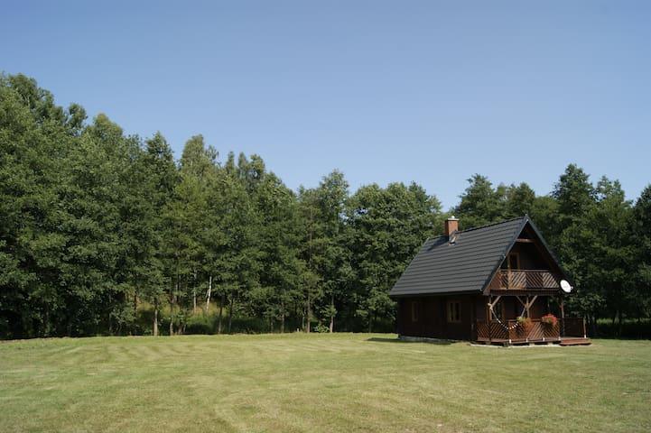 Agroturystyka FIDA Drewniany Domek - Stare Monasterzysko - Appartement