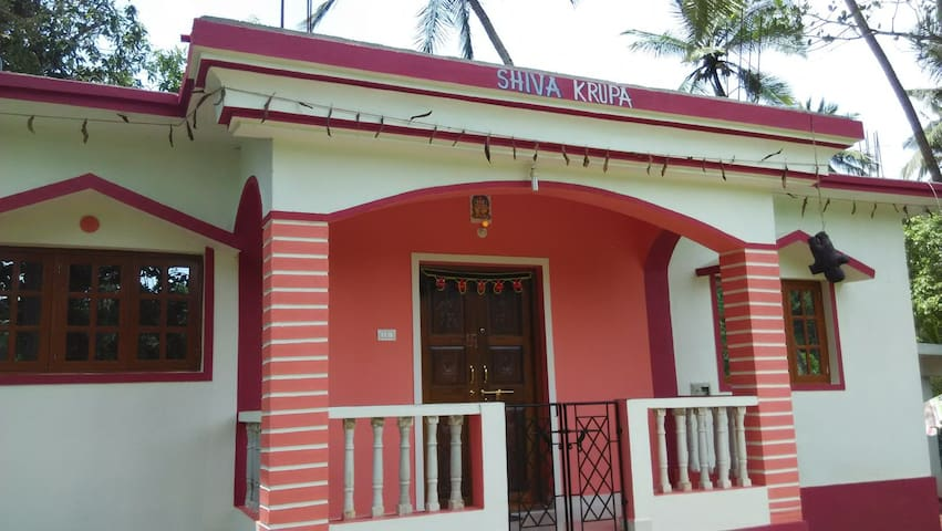 Unique house with  scenic  beauty. - Arambol - Huis