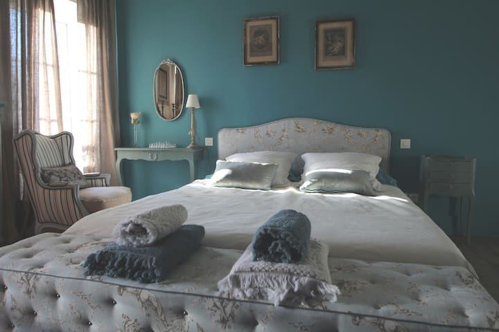 Ch. d'hotes Symphonie pour 3 pers. - Couffy - Bed & Breakfast