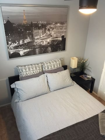 Sugarhouse World Traveler room - Salt Lake City - Apartment