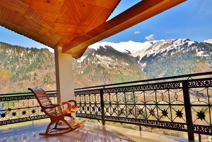Pause@Manali Cottage Room - Manali - Alpstuga
