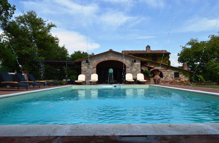 luxury retreat in Gaiole in Chianti - Gaiole In Chianti - Apartament