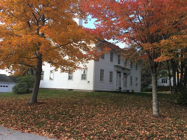 1812 Pierce House-Historical Charm/ Modern Updates - Winterport