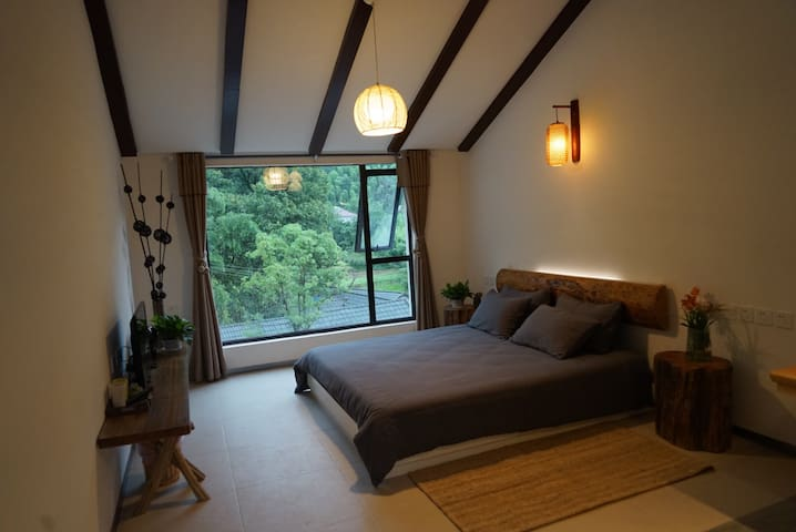 Clearwater Residence Kingbed room - Huzhou