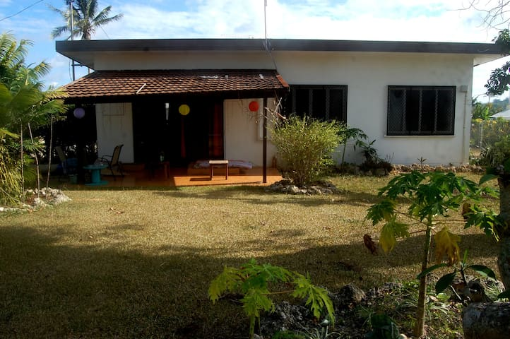 NUMBATU POWA ! - Port Vila - Hus