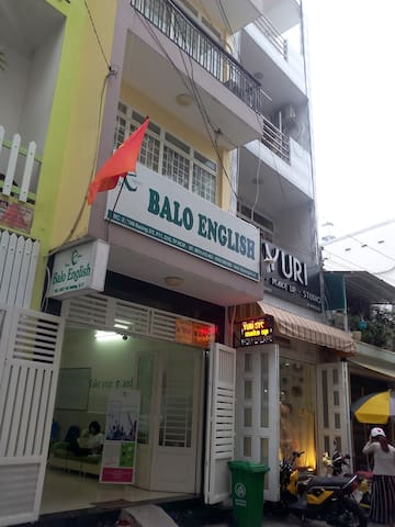 Balo English - Ho Chi Minh City
