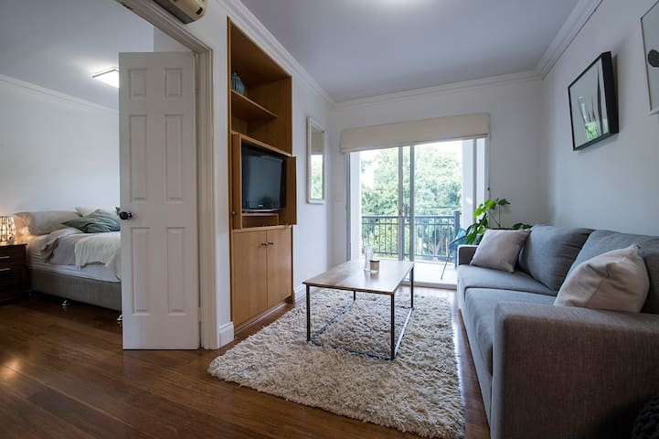Stylish apartment near Perth's CBD - West Perth - Apartament