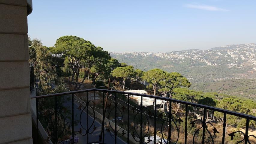 Lovely Spatious Apartment in Ras el Maten - Ras el Matn - Appartement