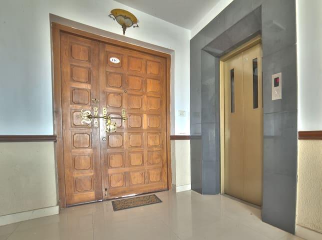 Cozy Penthouse beside Kowdiar Palace - Trivandrum  - Apartament