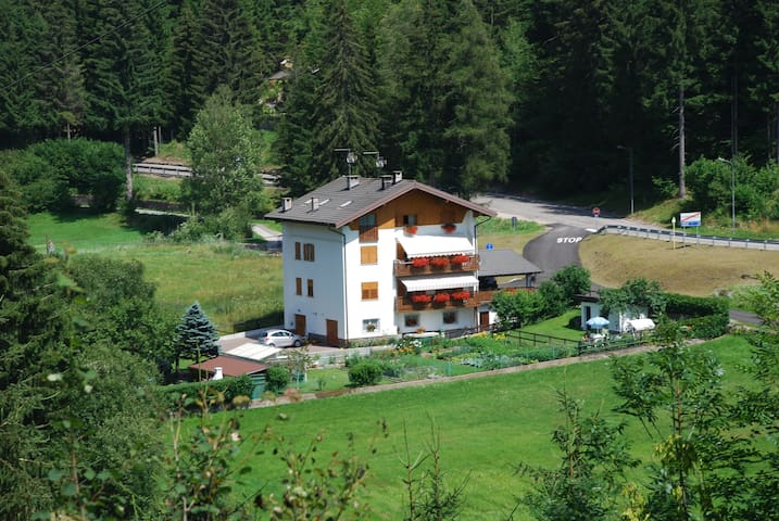 Oasi di relax fra i laghi alpini di Pinè, Trentino - Centrale - Appartement