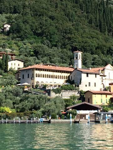Castello Oldofredi - Monte Isola - Huoneisto