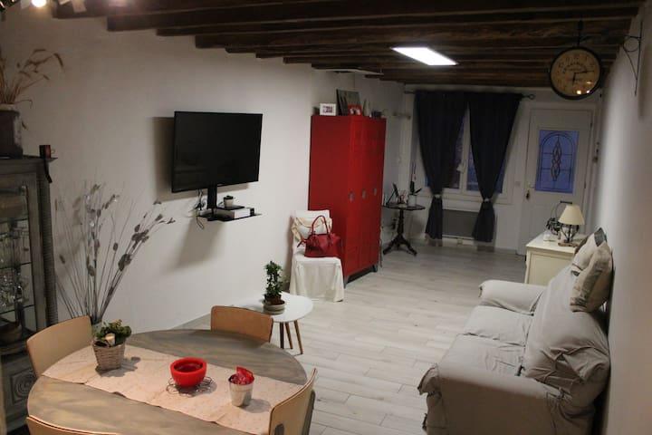 Maison de village au cœur du lauragais - Saint-Julia - Daire
