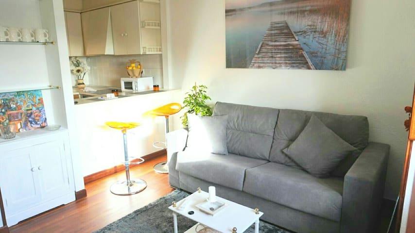 Apartamento de Playa cerca de Santander - Pedreña - Appartement