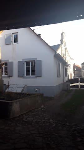 Maison au coeur du centre Alsace - Kogenheim - Casa