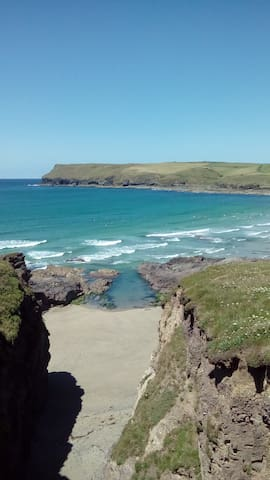 Coastal and Calm, Lush/Beautiful part of Cornwall - Saint Minver