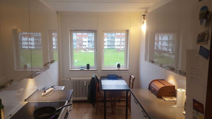 Family friendly 3BR appartment - Ballerup - Leilighet