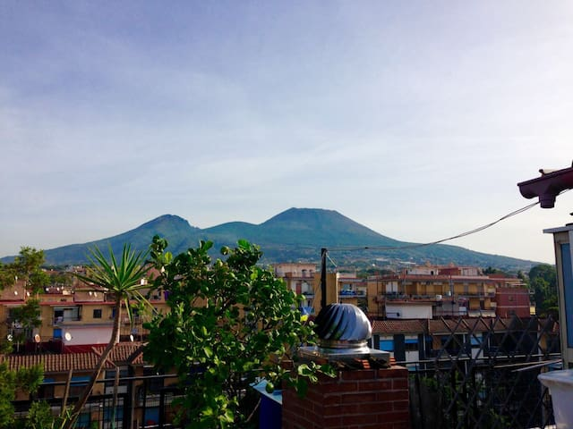 **Neapolitan Rooftop** - Portici - Daire