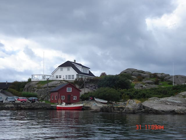 Apartment(8pers)close to sandy beaches and fishing - Hå