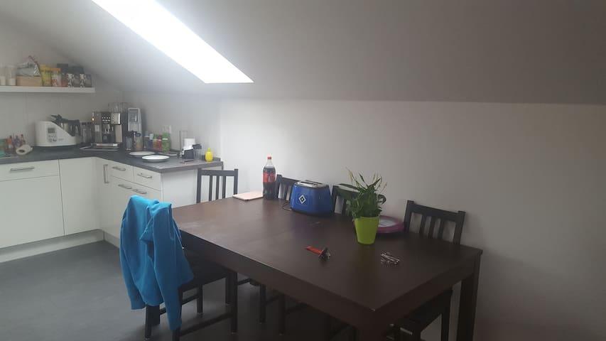 Super moderne Wohnung - Wardenburg - Departamento
