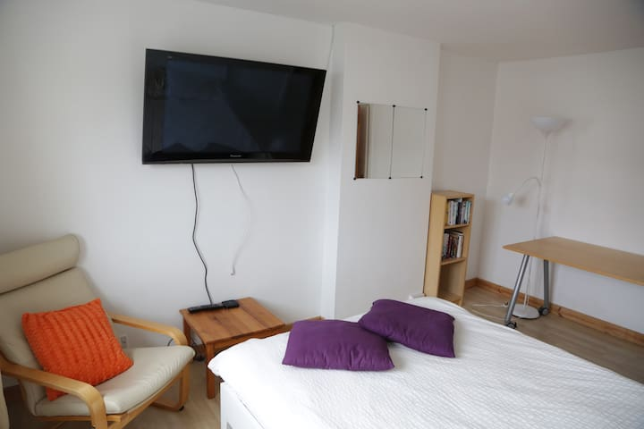Sunny double room in Hartford close to station - Hartford