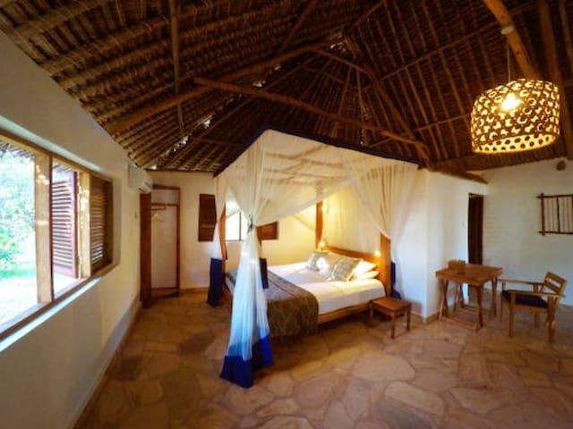 SUPERIOR GARDEN ROOMS at Manta Resort - Boutique-hotelli