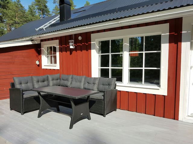 Cottage in Luleå - New renovated and free Wifi - Luleå