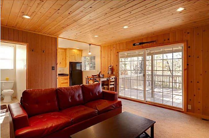 Cozy Cabin in Big Bear Lake - Big Bear Lake - Talo