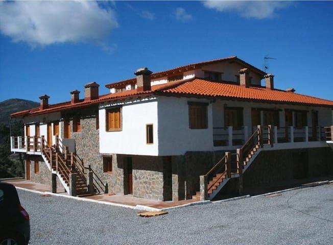 Cortijo Garín, apartamento 1 - Torvizcón - Departamento