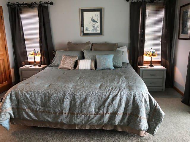 Oceanfront room Hatteras Island - Rodanthe - Дом