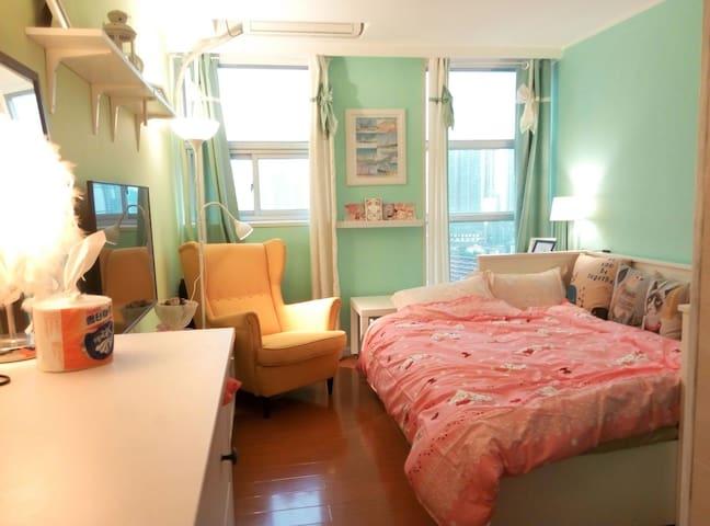 春天的Tiffany小屋 - Canton - Appartamento