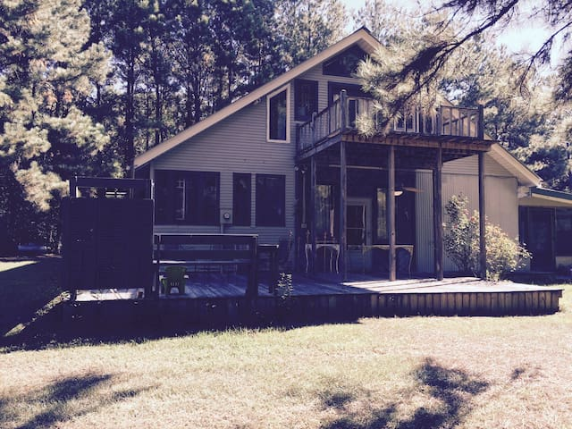 Cottage~home~~private to renter! - Franklinton - Huis