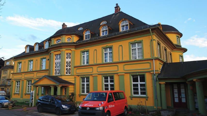 Ferienwohnung - Grube Amalienhöhe - Waldalgesheim