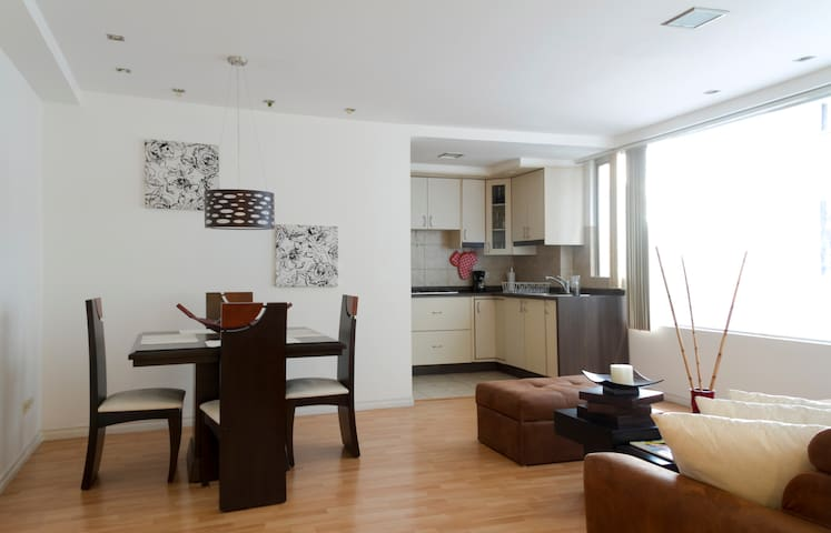 Modern suite in the best place - Quito - Huoneisto