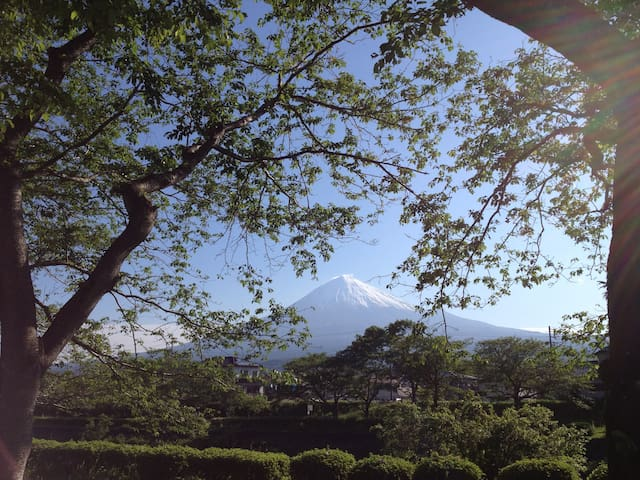 At the foot of Mt. Fuji - 富士宮市 - Casa