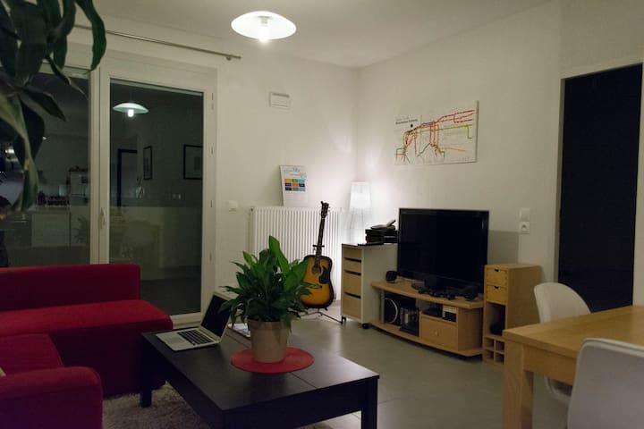 Appartement T2 proche centre Annecy - Cran-Gevrier - Leilighet