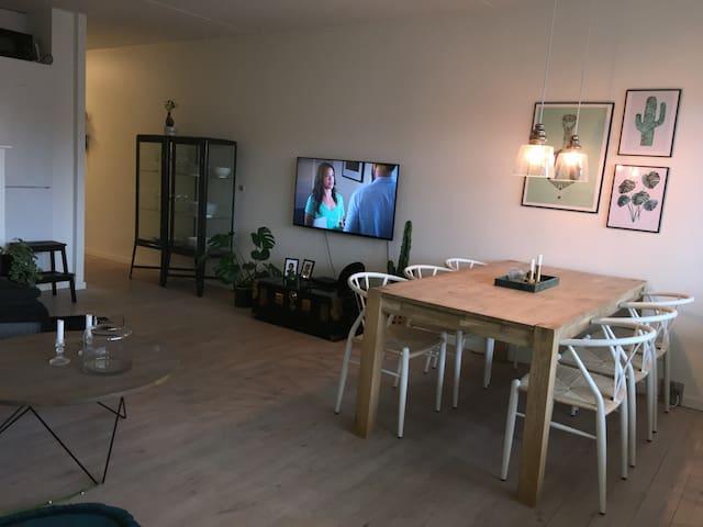 Super dejlig lejlighed i centrum - Næstved - Departamento